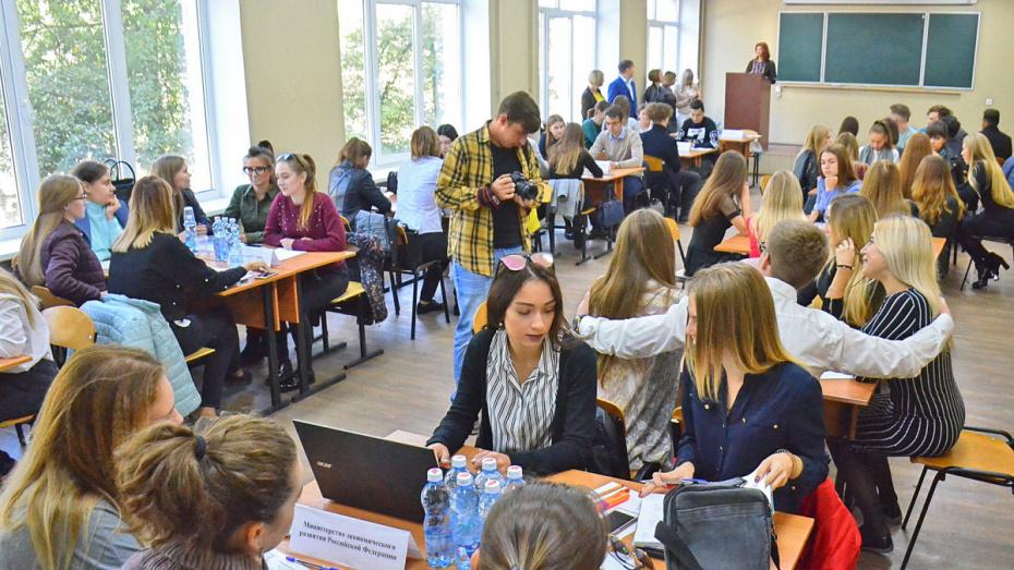 В ВГТУ стартовал первый в Воронеже фестиваль нетворкинга
