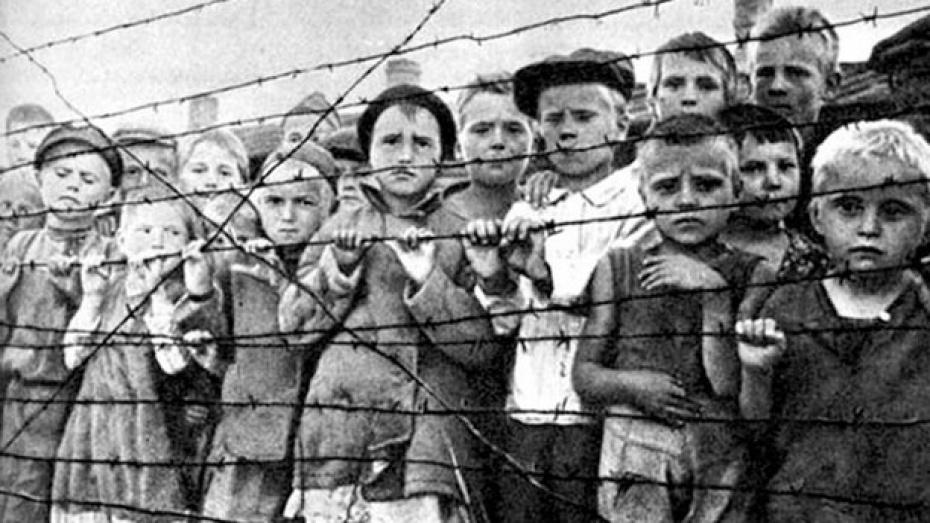 В Воронеже почтят память детей, погибших в концлагерях