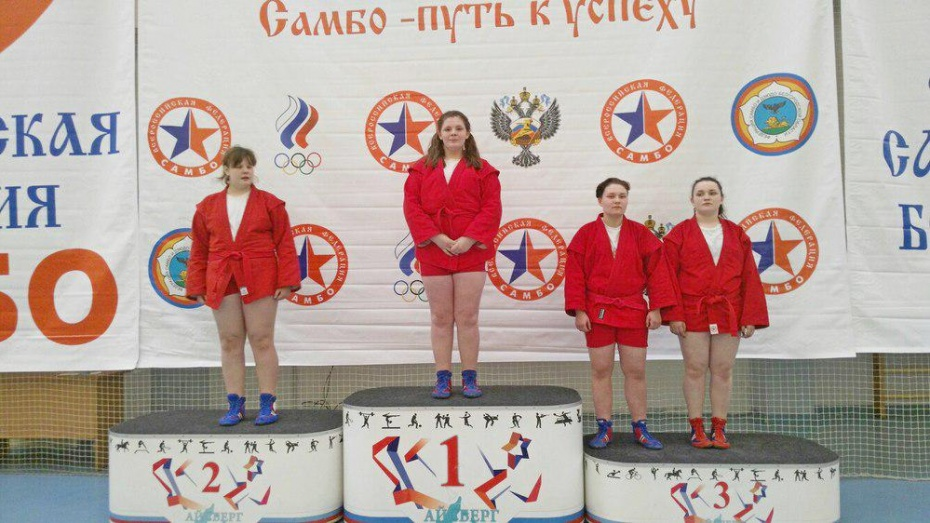 Брянская спортсменка— лучшая напервенстве ЦФО Российской Федерации посамбо