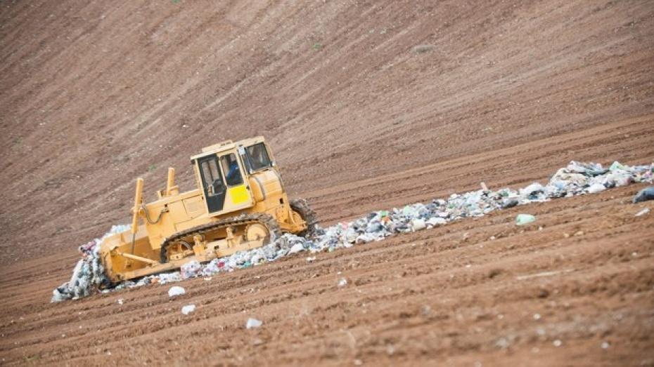 В Воронежской области построят мусоросортировочный комплекс мощностью 25 тыс т в год