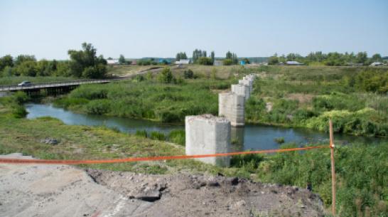 Рухнувший в Воронежской области мост планируют восстановить в 2020 году