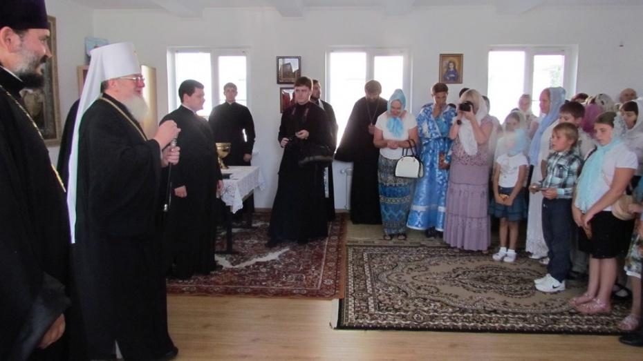 Нижнедевицкая воскресная школа переехала в новое здание
