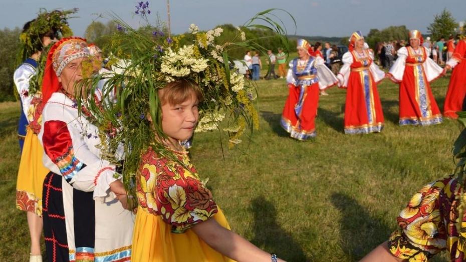 Лискинцев пригласили на районный фестиваль народного творчества «Славянская душа»