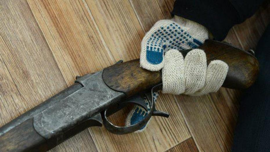 Под Воронежем мужчина застрелился из-за разрыва с женой