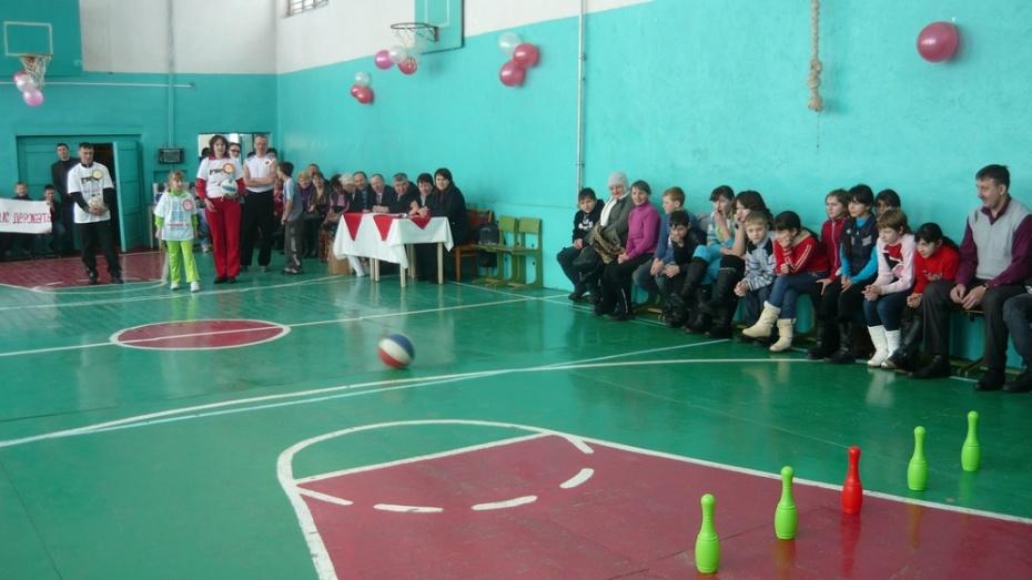В каменском селе Сончино в школе отремонтируют спортивный зал