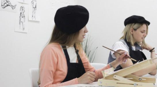 Летняя школа рисования заработала в Воронеже