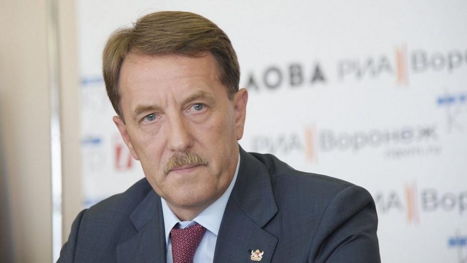 В доверии губернатору Алексею Гордееву признались более 70% воронежцев