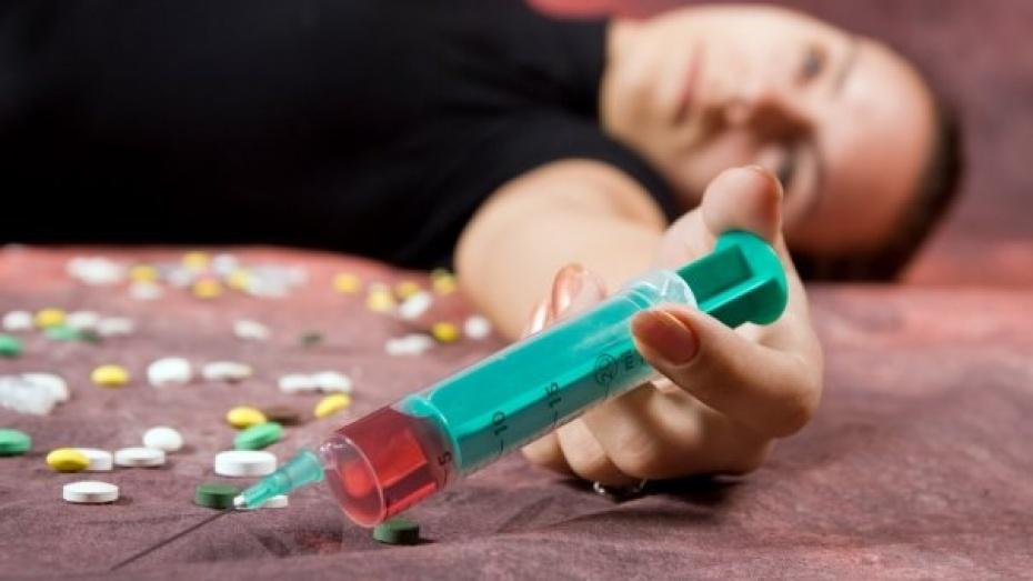 В Воронеже на 100 тысяч жителей приходятся более 362 наркоманов