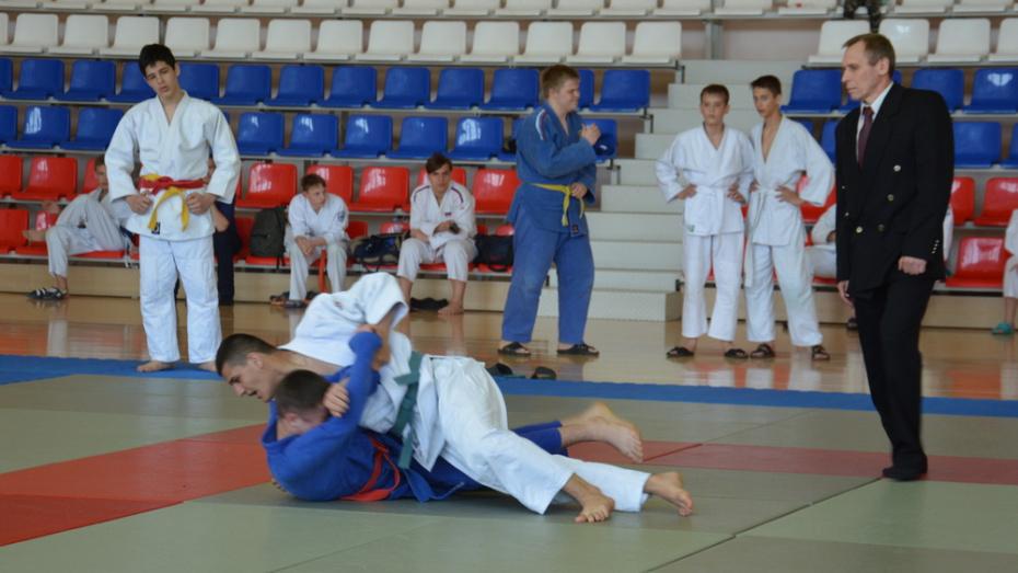 В Поворино пройдет областной турнир по дзюдо