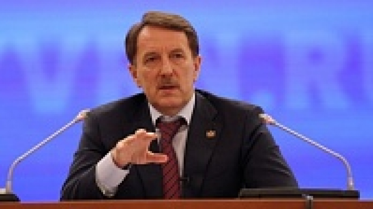Алексей Гордеев вошел в тройку лидеров медиа-рейтинга губернаторов ЦФО