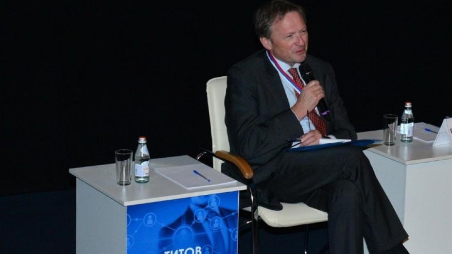 Борис Титов в Воронеже: «Акциз на виноград – тупиковое решение»
