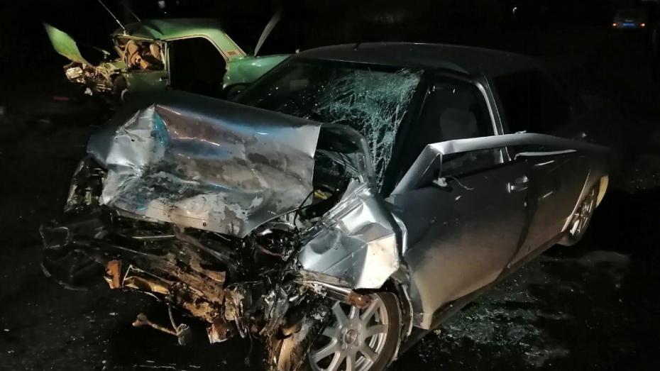 В ДТП с 5 жертвами в Воронежской области погиб полицейский