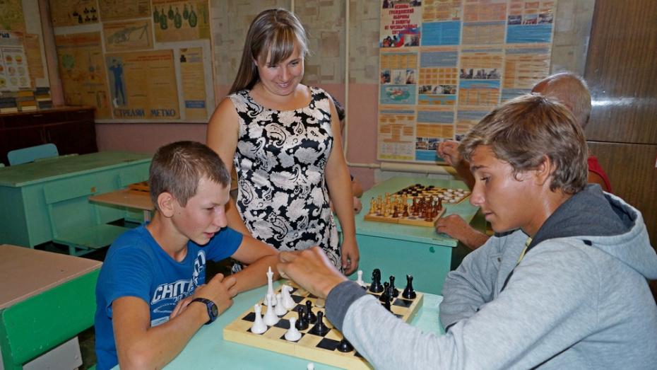 В Хохольском районе пройдет шахматный турнир памяти историка Владимира Загоровского