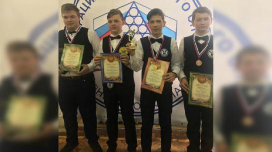 Бутурлиновский спортсмен выиграл «золото» на первенстве области по бильярду