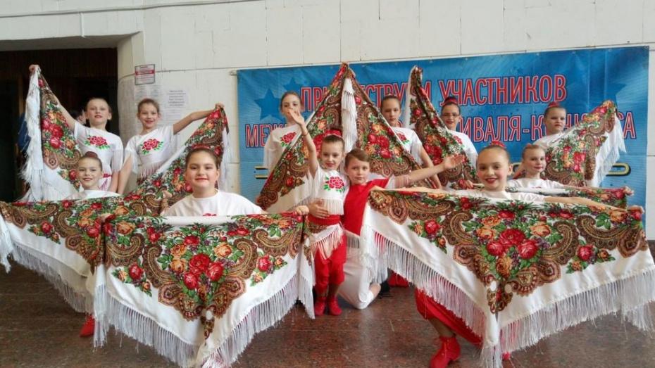 Хохольские танцоры стали лауреатами международного конкурса «Жизнь в движении»