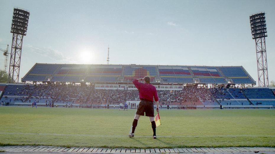 Воронежский «Факел» проведет встречу с болельщиками на стадионе