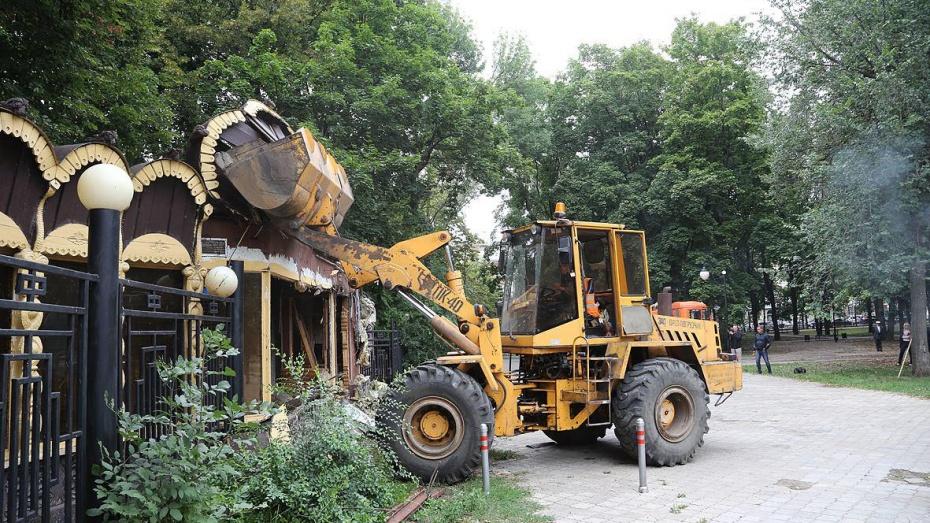 Власти Воронежа подберут инвестора для реконструкции парка «Орленок»