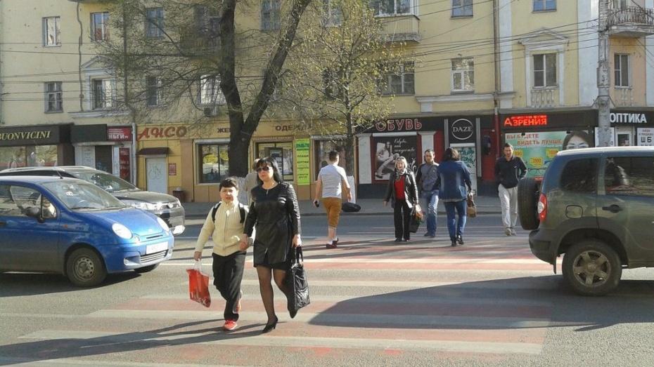Воронежский блогер доказал необходимость двух переходов независимым расчетом
