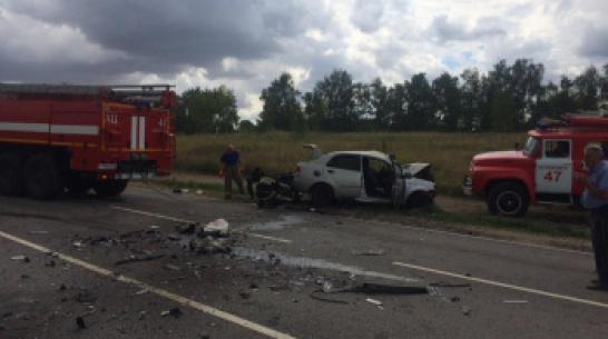 В ДТП в Воронежской области погибли 3 человека