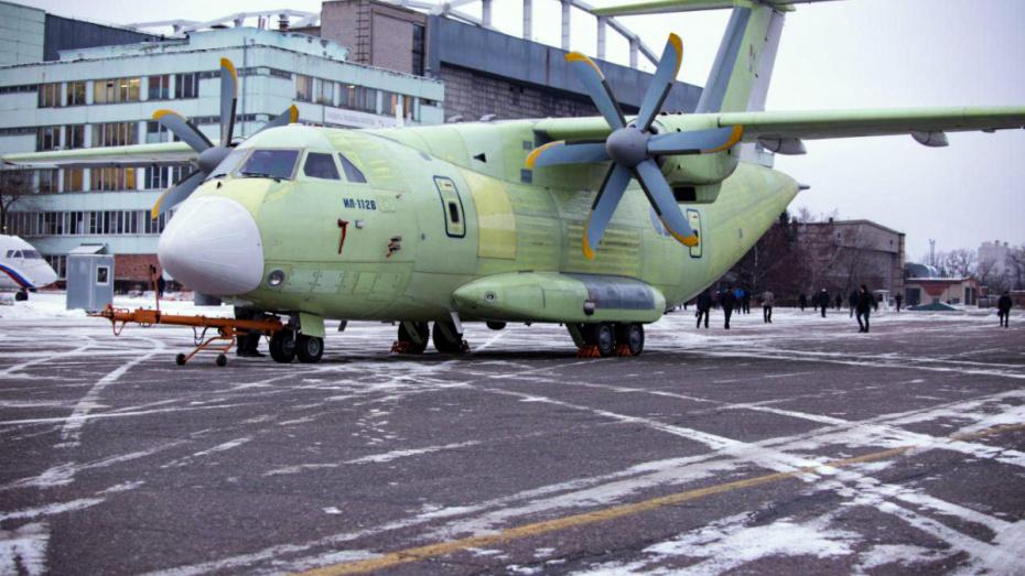 Первый полет воронежского самолета Ил-112В состоится в конце марта – начале апреля
