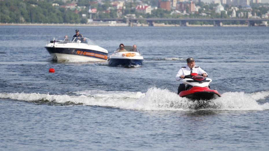 В «водном ДТП» в Воронеже пострадали 4 человека