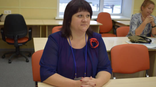 Борисоглебский педагог заняла 2-е место на региональном конкурсе медиаторов