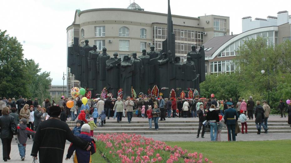 Площадь Победы в Воронеже запланировали обновить к 2024 году