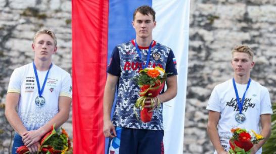 Новоусманский спортсмен завоевал «золото» Кубка мира по лыжероллерам