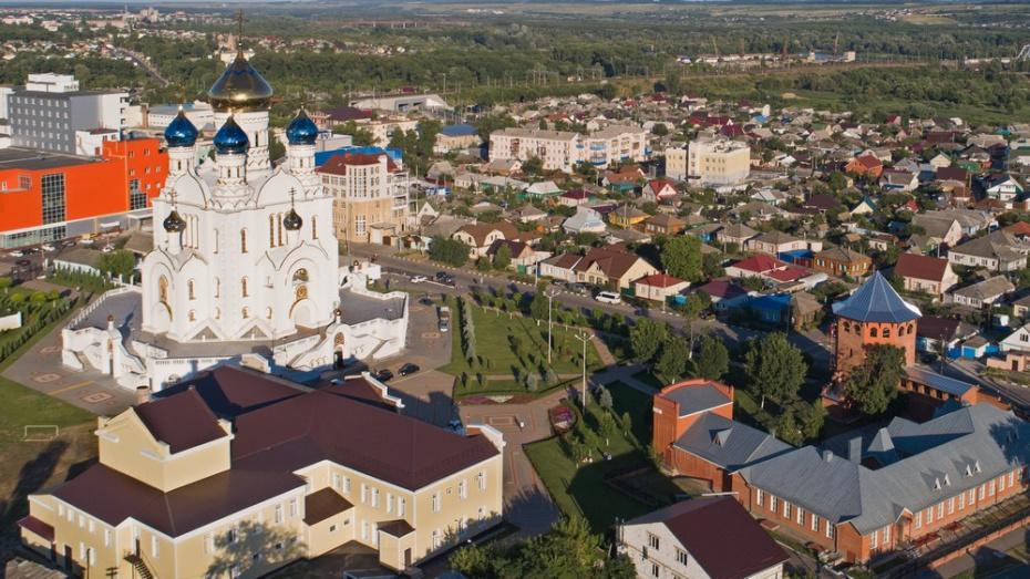 В Лисках стартовал районный конкурс «Воспевая край родной»