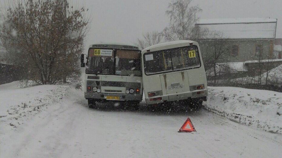 авария вольво и автобус 21 мая