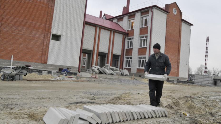 В 2019 году в Воронежской области построят соцобъекты на 1,6 млрд рублей