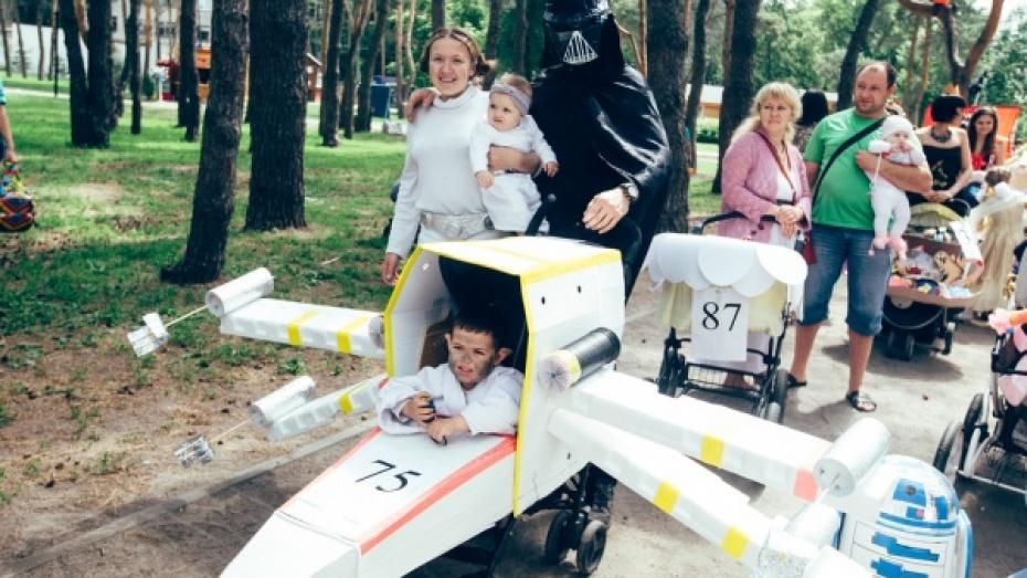 В Воронеже стартовал прием заявок на парад колясок 2017