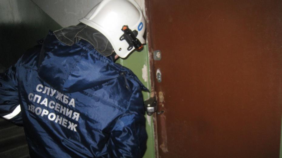 В Воронеже 83-летнюю женщину спасли от отравления газом