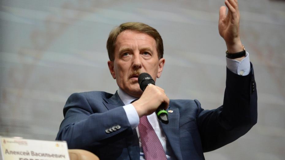 Губернатор призвал усилить общественный контроль в Воронежской области