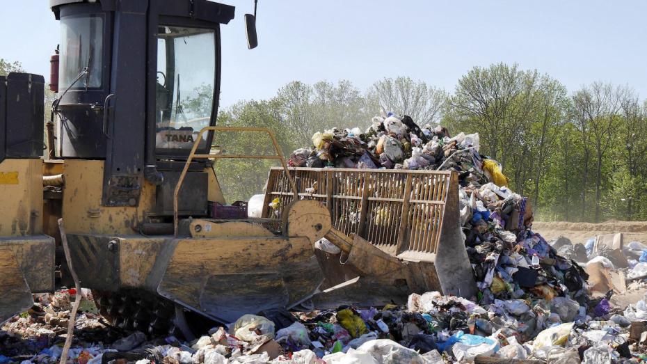 В Воронежской области выросли тарифы на захоронение твердых бытовых отходов