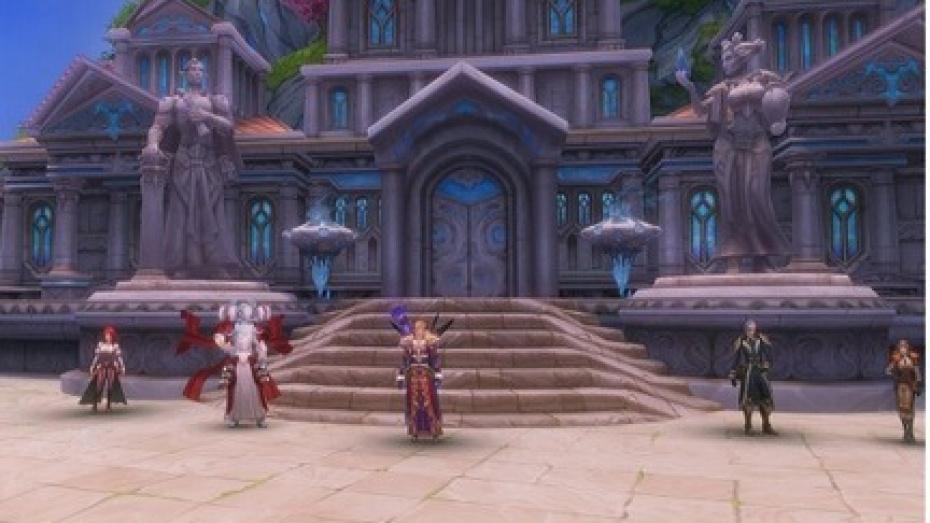 Диплом об окончании ВГУ станет наградой за квест в MMORPG
