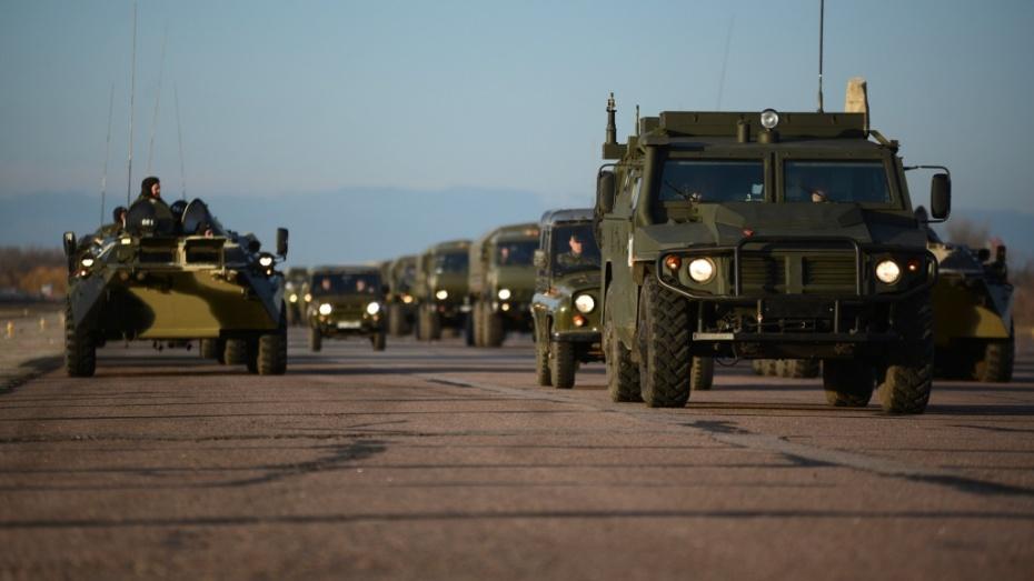 Минобороны перебросило штаб 20-й армии в Воронежскую область