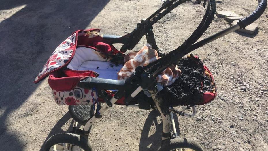 В Воронежской области новорожденная получила сильные ожоги лица