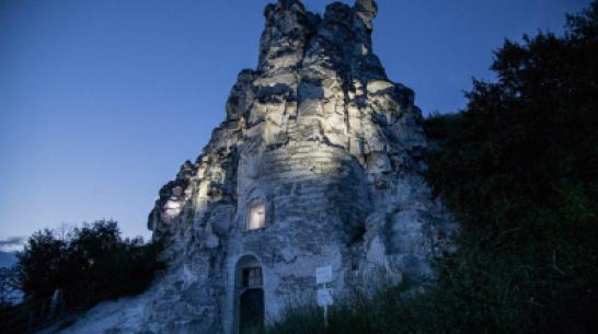 На «Ночи в Дивногорье» воронежцы посетят пещеры с сотнями свечей