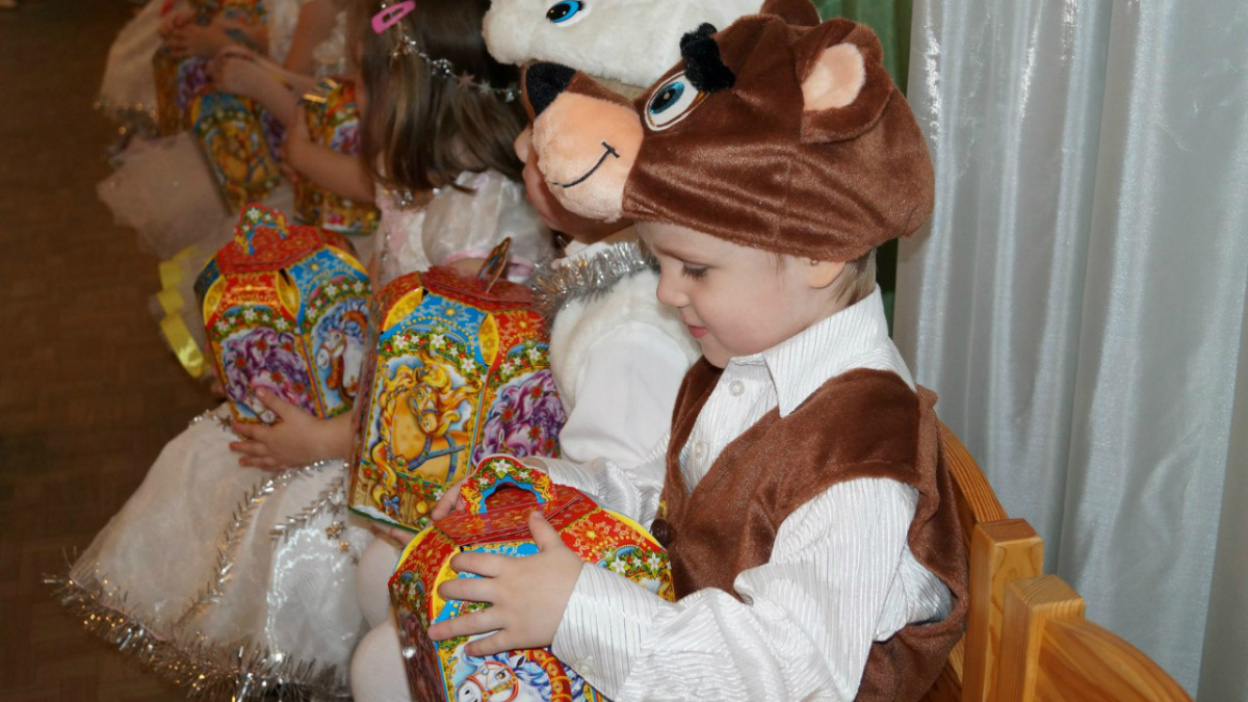 Обзор РИА «Воронеж». Куда сводить ребенка на елку под Новый год
