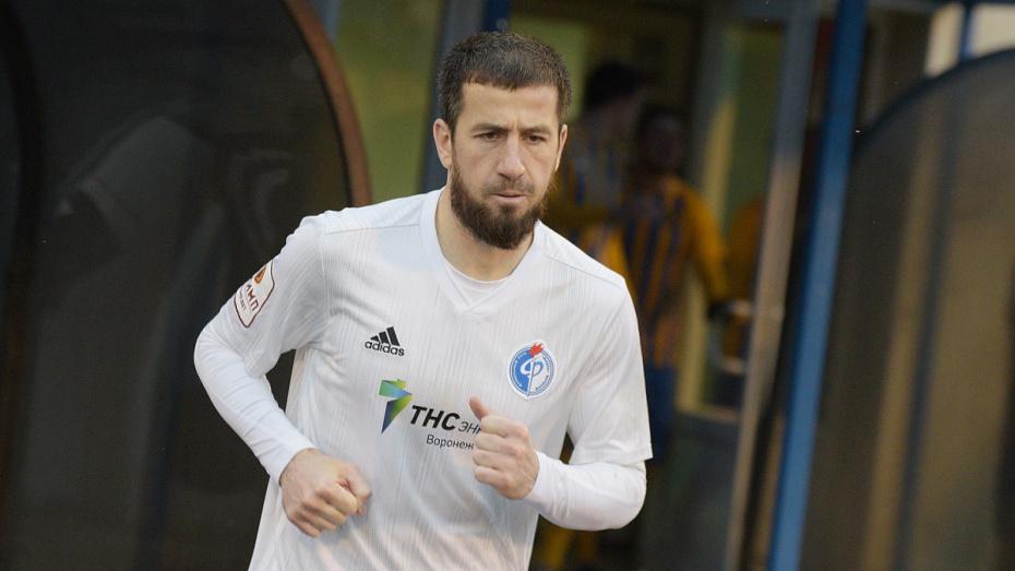 Двое футболистов воронежского «Факела» попали в сборную 27-го тура ФНЛ