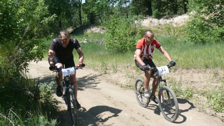 В Рамони прошли соревнования по велокроссу