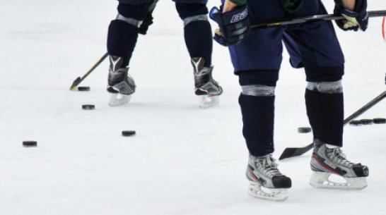 Хоккейная «Россошь» проиграла «Рязани»