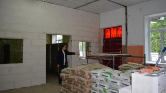 В петропавловском селе Красноселовка в школе сделают новую столовую
