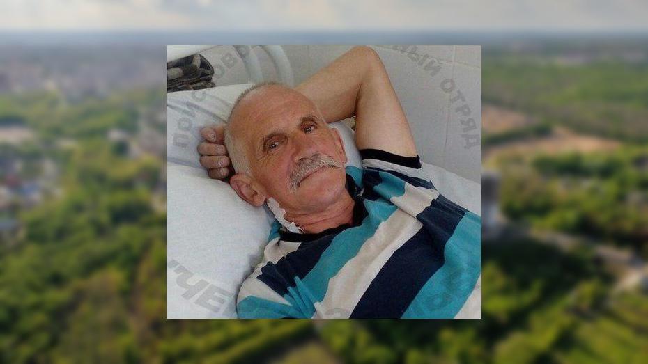 В Воронежской области пропал 59-летний мужчина с татуировками