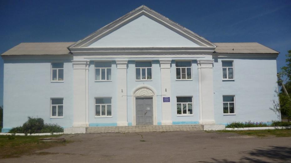 В Павловском районе отремонтируют 2 сельских Дома культуры