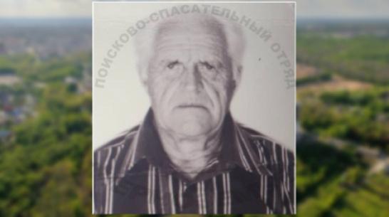 В Воронеже пропал 80-летний старик с потерей памяти