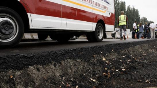 Годовой план ремонта дорог в Воронежской области выполнили на 52%