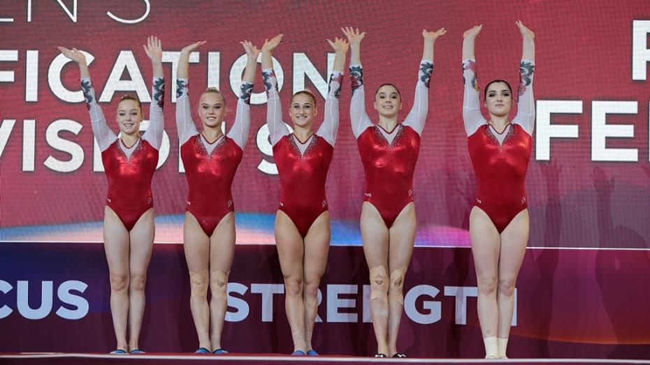 Воронежская гимнастка завоевала «серебро» чемпионата мира в командном финале