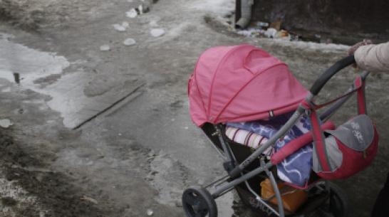 В Воронежской области за 2018 год родилось 21,3 тыс детей